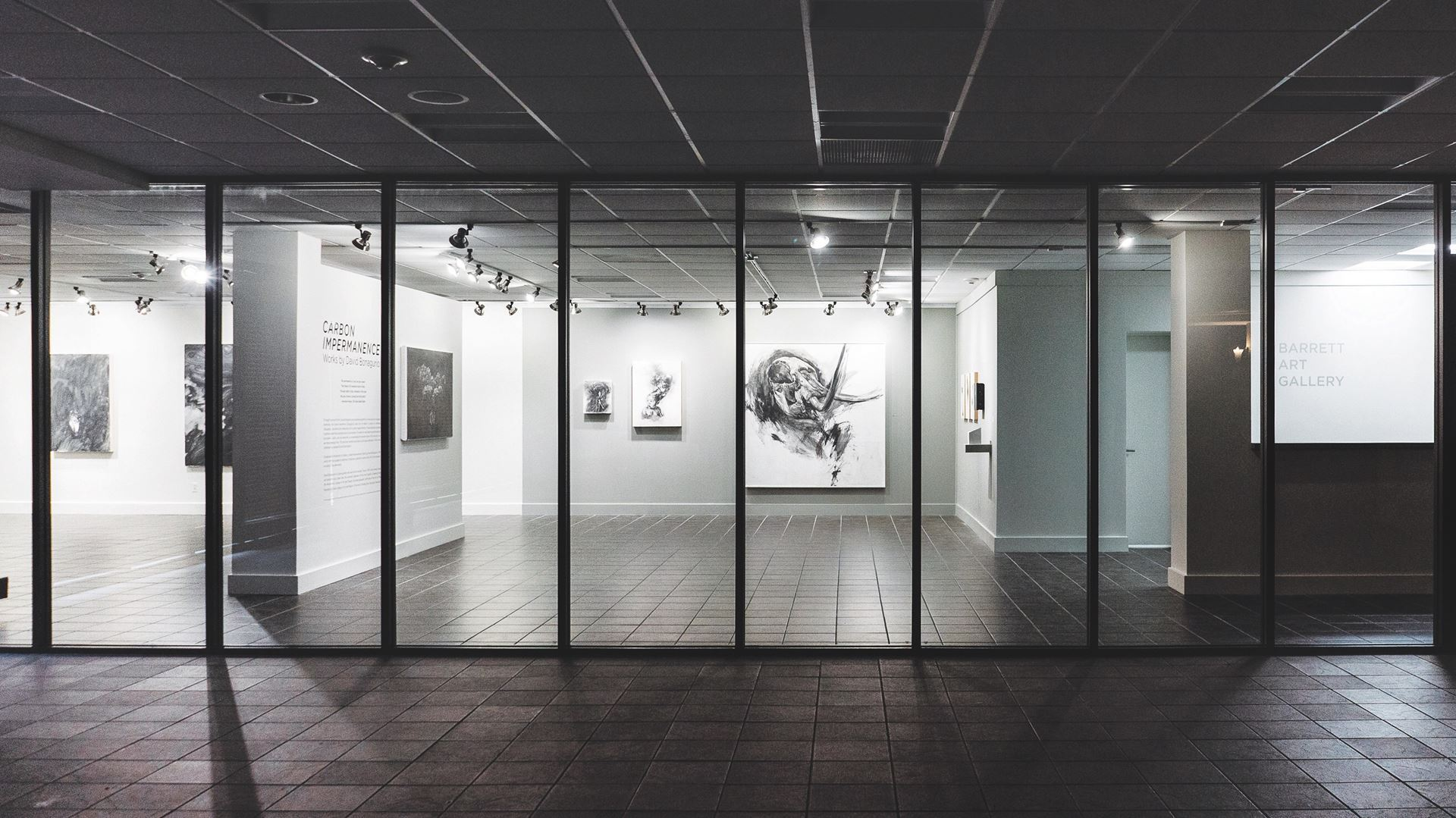 the Edith Langley Barrett Art Gallery at Utica College! The Gallery is an interdisciplinary laboratory for the development of visual communication, critical analysis, and reasoning skills and presents four exhibitions of local, regional, and national artists each year.
