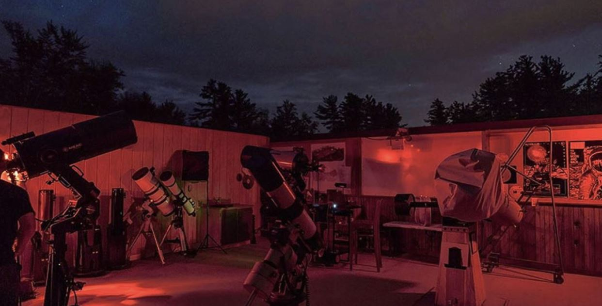 Welcome to the Adirondack Sky Center and Observatory! Located on Tupper Lake in the Adirondack Mountains, the Adirondack Sky Center and Observatory has one of the best destinations for stargazing in the East.